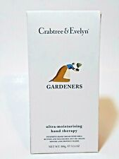 Crabtree & Evelyn GARDENERS Ultra Moisturizing Hand Therapy  ~ 3.5 Oz. ~   NEW