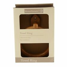 Wood Towel Ring Rails Ebay