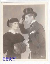 Phillips Holmes Irene Dunne VINTAGE Photo Secret Of Madame Blanche