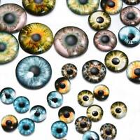 20x Realistic Glass Eye For Doll Animal Eyes Accessories For DIY Crafts Making