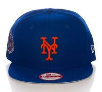 New York Mets Blue OG Jordan NL Patch New Era 9FIFTY MLB Retro Snapback Hat