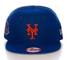 New York Mets Blue OG Jordan NL Patch New Era 9FIFTY MLB Retro Snapback Hat