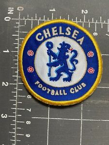 Chelsea Football Club Patch Soccer London England UK CFC FC F.C. CHE The Blues