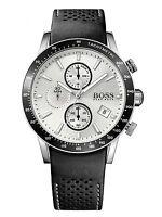 NEW HUGO BOSS HB 1513403 MENS RAFALE CHRONOGRAPH WATCH - 2 YEAR WARRANTY