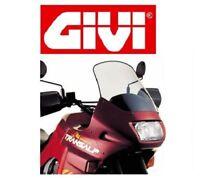 D180S GIVI Cupolino Fumé per Honda XL V 600 Transalp 1989 1990 1991 1992 1993