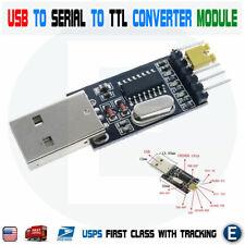 6 Pin Usb 20 To Ttl Uart Module Serial Converter Ch340g Module Stc 5v33v