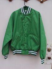 Vintage Men's Birdy Brand Bright / Lime Green Windbreaker Jacket XL