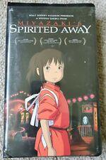 Miyazaki's Spirited Away (Vhs, 2003,)