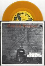 "Niblick Henbane ""Land of the Brave"" 7"" OOP Iron Cross Wrethed Ones Headwound"