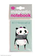 Brainbox Candy Panda Funny Magnético Notebook Barata Navidad Cumpleaños Regalo