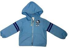Vintage Walt Disney toddler kids Productions Mickey Mouse jacket size 4T
