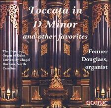 Toccata in D minor and other favorites (CD, Jan-2009, Gothic Records)