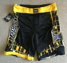Vintage Ufc Tapout Tuf 12 The Ultimate Fighter Team Koscheck Shorts 34 New Mint