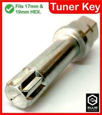 Tuner Key Alloy Wheel Bolt Nut Removal. 10 Point Star Drive Tool. Mazda Xedos 9