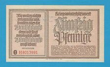 Germany Winterhilfswerk WHW 50 PFG 1939-40 Series H S/B-Kroll 361a UNC