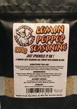 Mister Marinade Lemon Pepper Seasoning 200g BBQ Coating