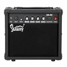 Glarry 20w Electric Guitar Amplifier Black