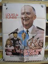 A2256   EL GENDARME SE CASA. LOUIS DE FUNES