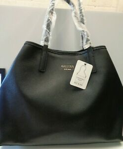 "Guess Large Logo Tote Vikky Bag Ref BAG411"""