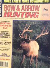 Bow & Arrow Hunting Magazine Chuck Adams June 1988 111617nonrh