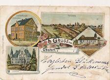 Ak, Gruss aus Gestorf, 1900 (N)19857