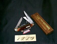 "Schrade 98OT Knife ""The Ramrod"" Circa-1980's USA W/Original Packaging, Paperwork"