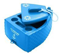 TRC Recreation Super-Soft Floating Cooler Swimming Pool River Lake Ice Kooler*