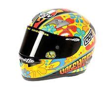 Casque Miniature Helmet AGV Valentino Rossi GP Valencia 2003 MINICHAMPS