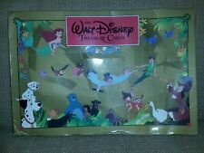 Vintage 1991 The Walt Disney Treasure Chest Book Collection Set of 4 Large Books