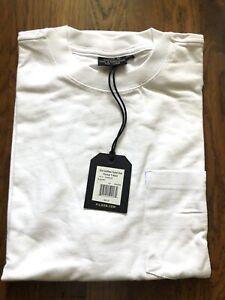 NWT Filson Outfitter Pocket T-Shirt - Men's Large - White