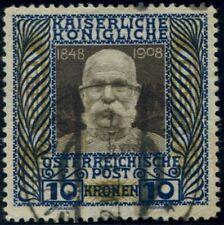 Lot N°6151 Autriche N°117 Oblitéré Qualité TB