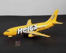 Ireland Ryanair Airlines Hertz Rent A Car Boeing B 737 1:200 Diecast Plane DP005