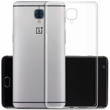 New Ultra Thin Clear Soft Silicone Gel TPU Case Cover Skin For Oneplus 3T Three