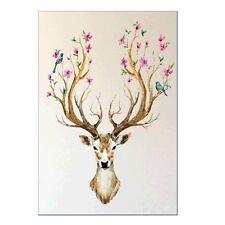 Deer Animal DIY 5D Diamond Embroidery Painting Cross Stitch Home Decor Craft