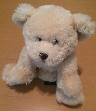 "Russ Cream Bear Giles 8"" (Missing Ribbon)"