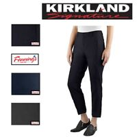 SALE! Kirkland Signature Ladies' Ankle Length Travel Pant VARIETY SZ/CLR - F21