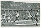 John Woodruff USA Running 800 m SUMMER OLYMPIC GAMES 1936 CARD