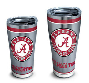 Tervis Tumbler Tradition - NCAA - Alabama Crimson Tide - Pick your Size 20/30oz