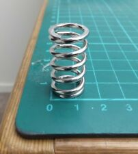 tremolo spring for vintage/old guitar in 'silver' finish