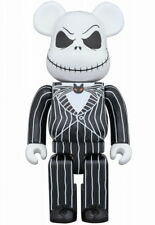 Medicom Be@rbrick Halloween Tim Burtons Jack Skellington 1000% bearbrick 1pc