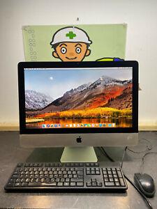 """Apple iMac 21.5"""" 2011 Intel i5 12GB 512MB GPU 1TB HIGH SIERRA PC DESKTOP AIO #4D"""