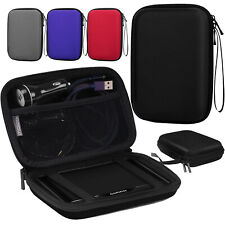 MoKo 5in/7in Car GPS Carrying Case Hard Shell Protective Pouch Storage Skins Bag