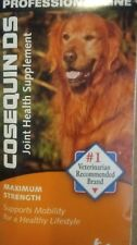 Nutramax Cosequin DS MAXIMUM STRENGTH Joint Health Supplement 110 Tablets 10/22