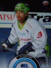 Ex124 Scott King Norimberga Ice Tigers del 2008-09