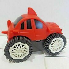 Turbo Wheels -Flip Over (Rollover Car Light Up Battery Powered Toy Vehicle Red)