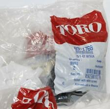 One Pack Lot of 25 Toro 89-1768 15-T 15' Radius Nozzles w/screen More Available