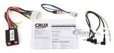 Crux SWRHN-62D Radio Replacement Interface w/SWC Retention for 2003-11 Honda
