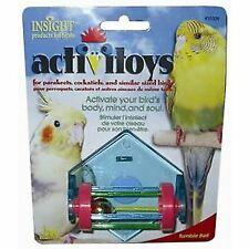 JW Bird Toy Tumble Bell - 41818