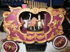 San Francisco Music Box Co. American Treasures Collection Circus Carousel Cart