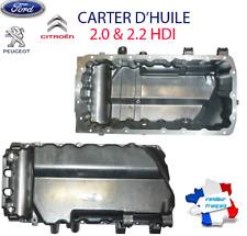 CARTER D'HUILE 2.2 HDI 128/136 C5 C8 406 607 807 9637605380 9686822880 0301.J6